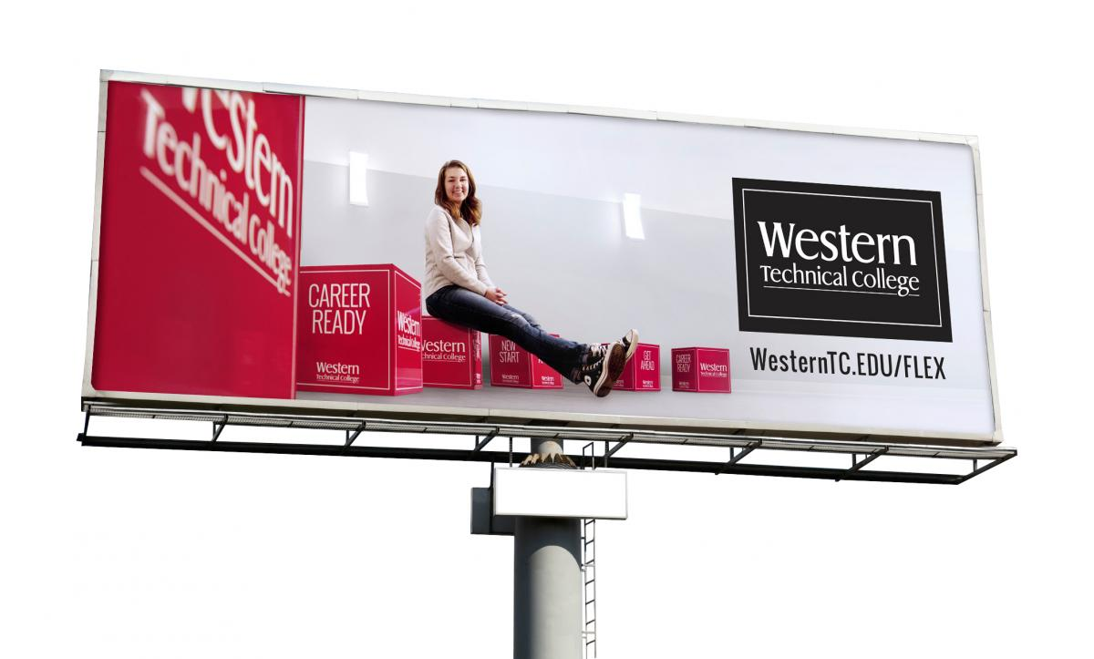 Western technical college vendi advertising agency western technical college outdoor billboard thecheapjerseys Choice Image